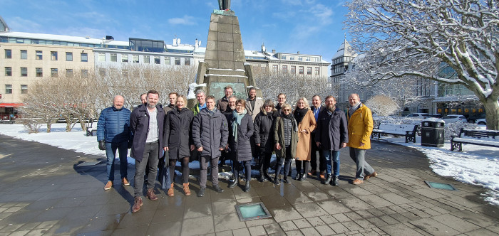 Nordic Smart City Network united in Reykjavik