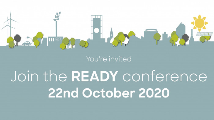 You're invited: Join The READY conference 22nd October 2020