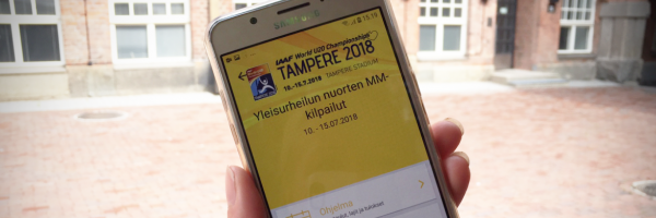 Tampere Events App