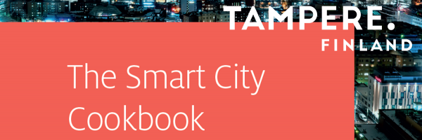 The Smart City Cookbook (Cover) A Recipe for Successfull Smart City Programs